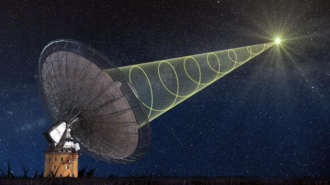 Astronomers Capture 234 Mysterious Signals From Space