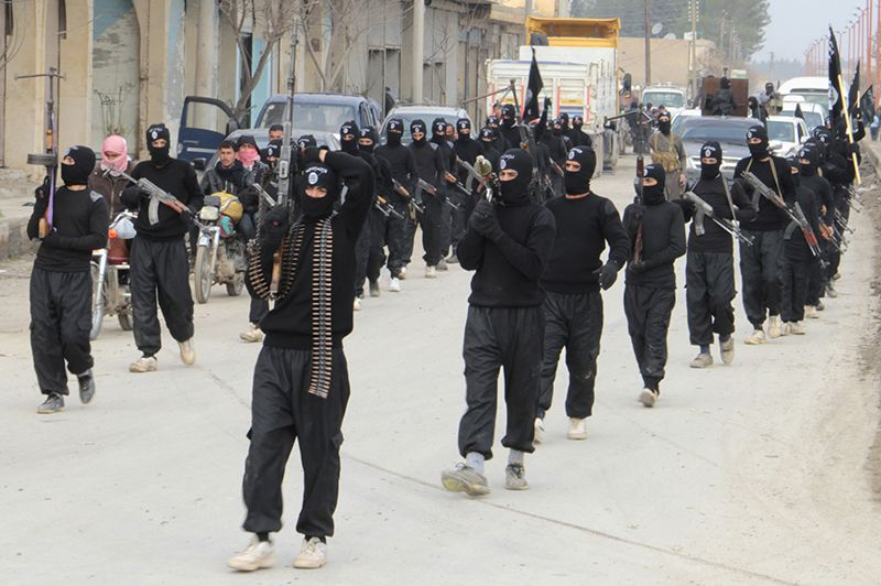 Uk To Resume Training Moderate Militants In Syria News