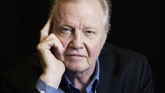 Angelina Jolie's father Jon Voight speaks out against the illuminati