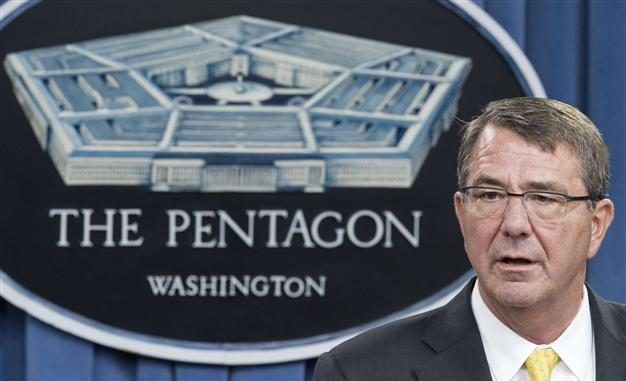 US 'Laying Groundwork' For Raqqa Offensive In Syria