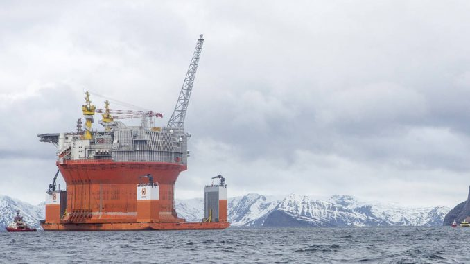 Barents Sea May Have 'Billions Of Barrels' Of Undiscovered Oil