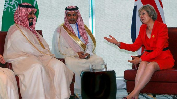 British PM Refuses To Withdraw Support For Saudi Arabia