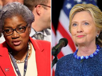 CNN contributor Donna Brazile resigns after being caught rigging debate questions for Hillary Clinton
