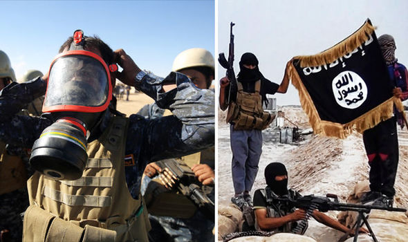 US Officials: ISIS May Launch Chemical Attacks During Mosul Battle