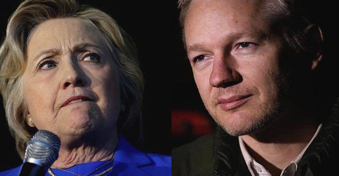 Reddit Exposes Clinton Campaign Officials Trying To Frame Julian Assange As 'Pedo'