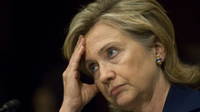 Hillary Clinton forced to answer email server questions by judge under penalty of perjury