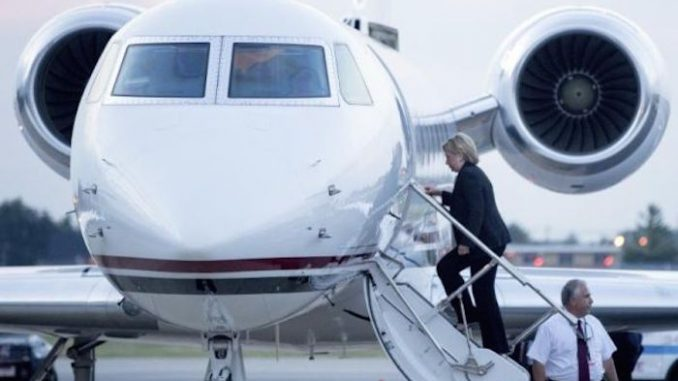 Hillary Clinton kicks Huma Abedin from campaign plane as FBI obtain search warrant for their email investigation
