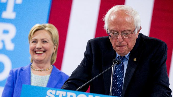 WikiLeaks confirms that the DNC rigged the election for Hillary to win over Bernie