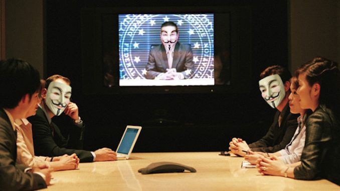 FBI ask hacktivist group Anonymous for help