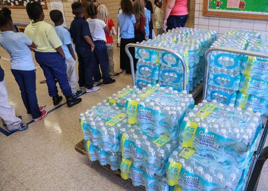 Flint Now Facing Highly Contagious Bacterial Outbreak