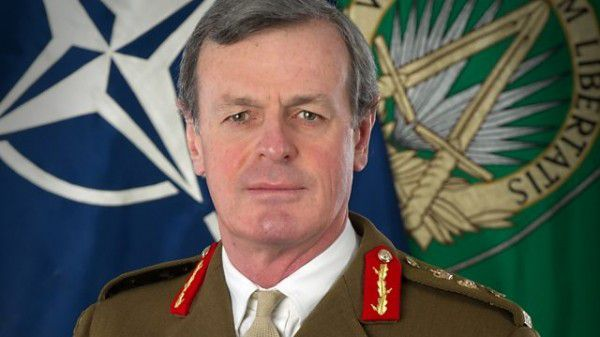 Former General Calls For British Boots On Ground In Syria
