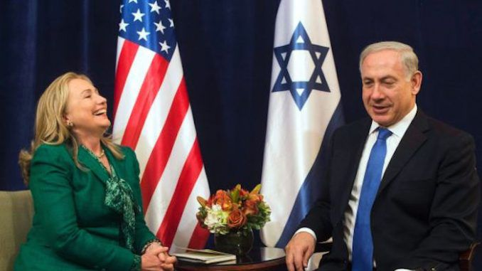 Leaked emails reveal Hillary Clinton's pro-Israel stance influenced by her donors