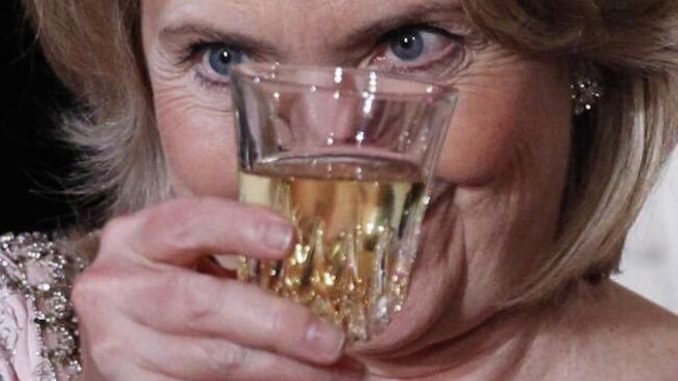 Hillary Clinton spent a whole afternoon drunk and unresponsive while her campaign staff tried to reach her, a new WikiLeaks email reveals.