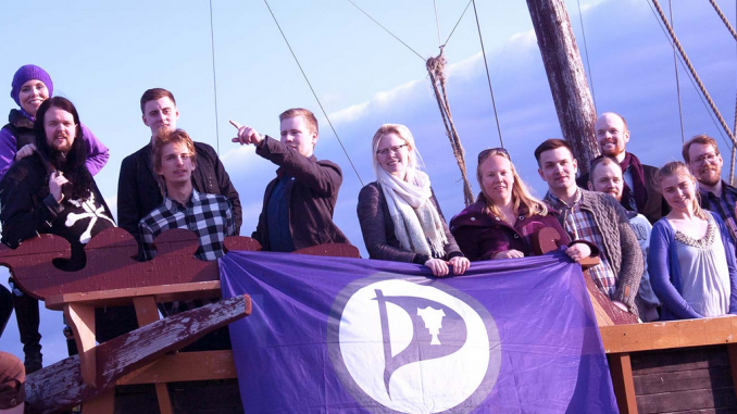 Pirate Party in Iceland set to win General Election