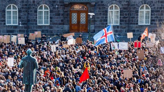 Iceland's anti-establishment Pirate Party have plundered an historic victory in Iceland's general election and are set to form government.
