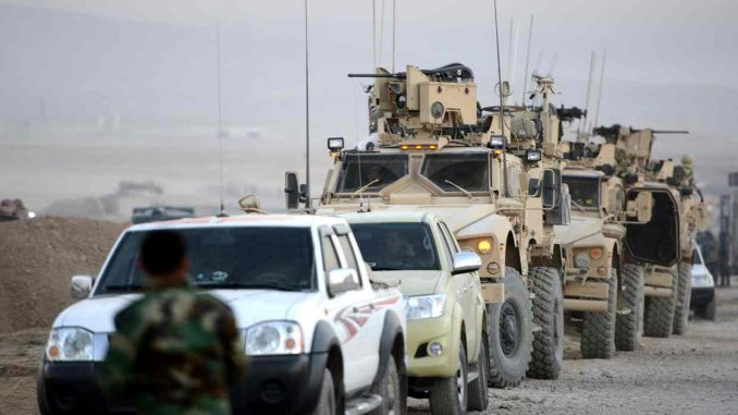 Officials Confirm US Troops Are On The Ground In Mosul, Iraq