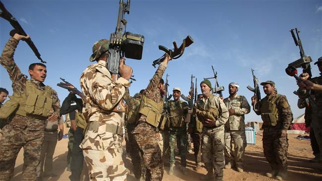 Iraqi Volunteer Forces To Help Syria Fight Terrorists