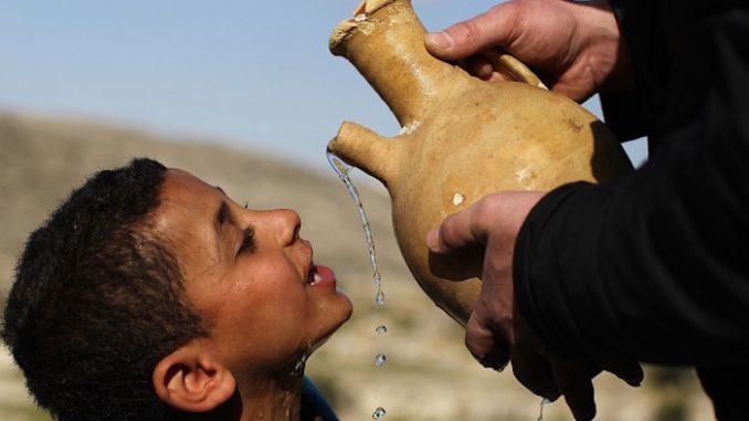 Israel impose two-hour water supply limit on Palestinian village