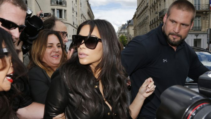 Footage of Kim Kardashian's hotel room from the night of the Paris robbery was leaked on Wednesday - raising more questions than it answers.