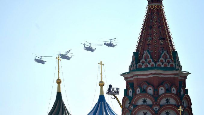 Kremlin warn that World War 3 will begin before U.S. elections
