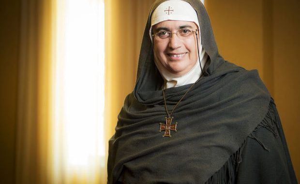 Mother Superior Says West, Arab States 'Protecting Terrorists' In Syria