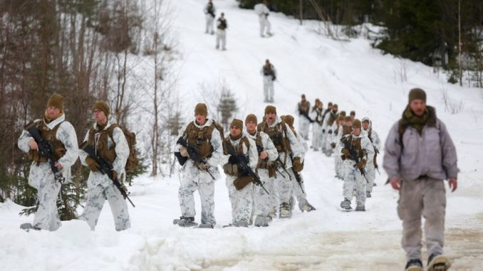US Troops To Be Stationed In Norway Next Year