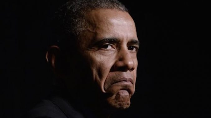Obama declares war on conspiracy theorists, vowing to eliminate the first amendment