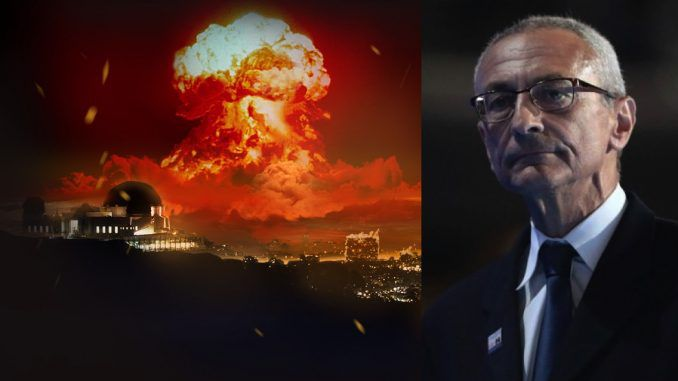 John Podesta reveals that a nuclear war in the Persian Gulf is very likely in leaked emails released by Wikileaks