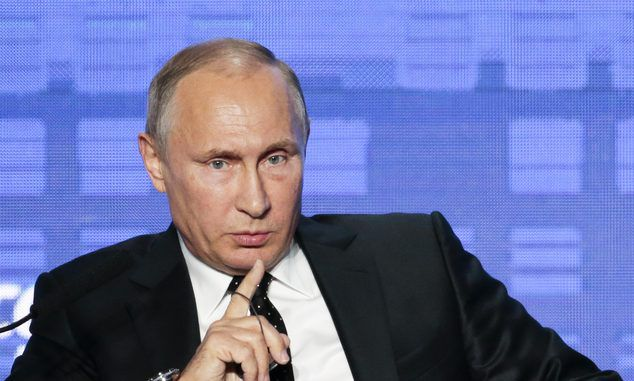 Putin: Russia Knows Who Destroyed Aid Convoy In Syria