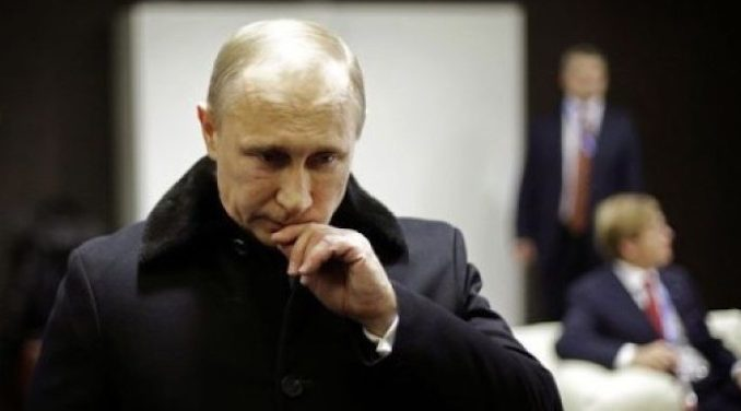 Putin threatens to disclose NATO and Belgium bombing raids in Syria