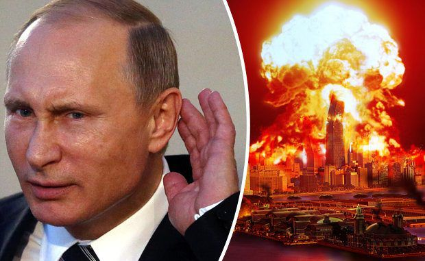 British Tabloids Go Into WW3 Hysteria Over Unconfirmed Report