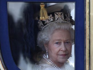 """Queen Elizabeth has been meeting with religious leaders to discuss an imminent global war that she claims will bring about the """"end times"""" for humanity."""