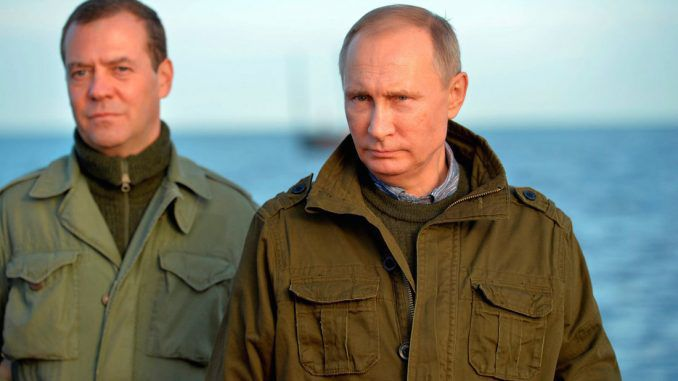 Russia order all citizens to prepare for radioactive conflict and given directions to their nearest fallout shelters