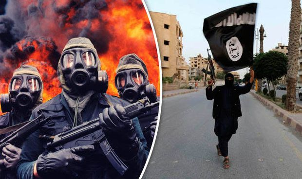 Are UK Special Forces Preparing For Chemical Warfare In Iraq?