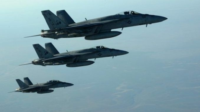 Russia Warns US-Led Coalition Not To Strike Syrian Army
