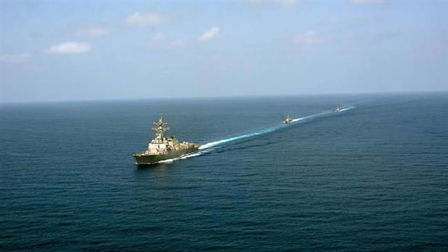 Missile Attack On US Warships Appears To Be 'False Flag Operation'