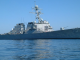 US Destroyer Sails Through Contested Waters In South China Sea