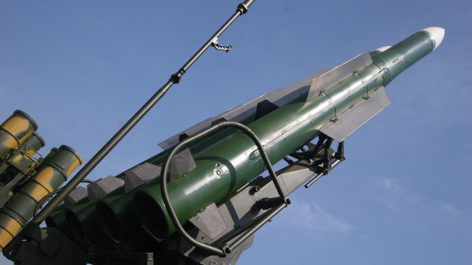 Putin deploys ZRK missile system to attacks US air force