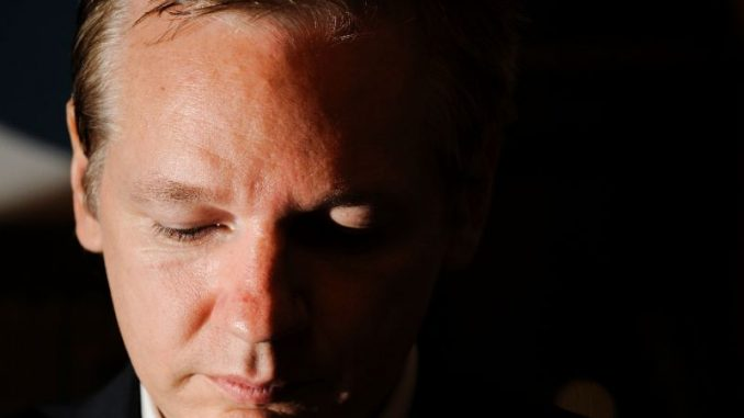 Julian Assange has been missing since the internet outage on Friday and an official statement by WikiLeaks concerning his safety has only raised fears he has been detained or killed.