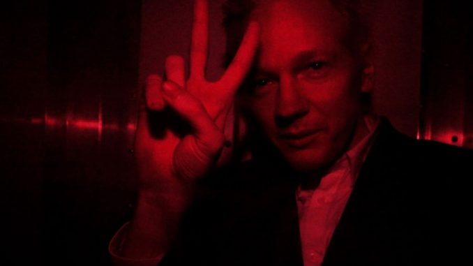 Rumors are swirling that Julian Assange has been captured and sent on a rendition flight to Charlotte, North Carolina aboard a United States military plane known as the Guantanamo Bay Express.