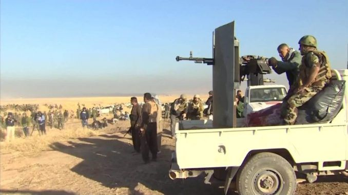 Battle For Mosul: ISIS May Relocate To Syria