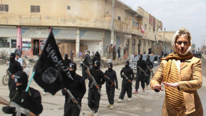 Wikileaks reveals that Clinton Foundation donors support ISIS