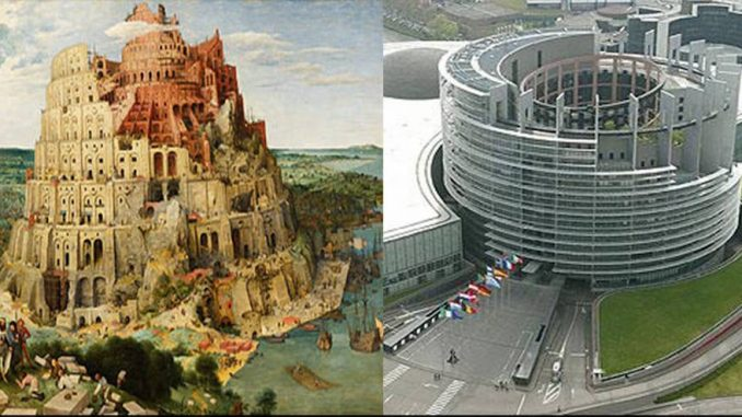 There is so much occult symbolism in the European Union it is impossible to believe it is merely an accident.