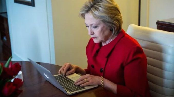 FBI deliberately ignore intel detailing the location of the missing 33,000 Clinton emails