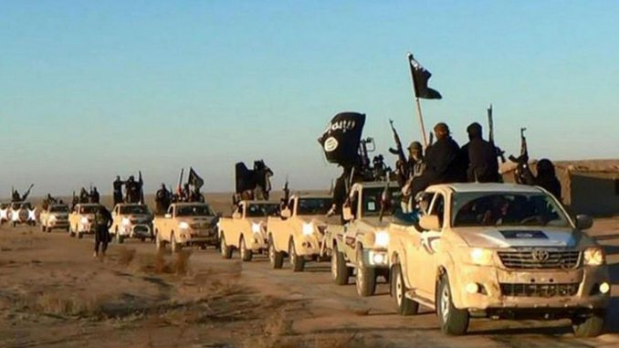 US, Saudi Arabia Grant ISIS Free Passage From Iraqi To Syria -Report