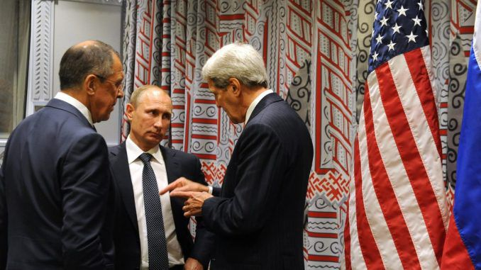John Kerry says Putin should be tried for war crimes
