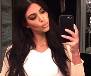 Leaked police video of the aftermath of the Paris robbery allegedly shows Kim Kardashian using FaceTime on a cell phone