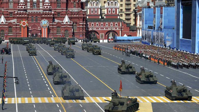 Russia to conduct huge nuclear military drills involving 40 million citizens