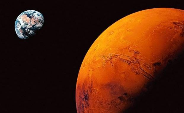Obama Declares Mission To The Red Planet By 2030