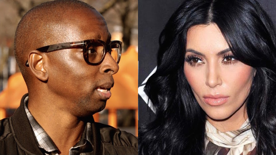 Kim Kardashian filed suit in a federal lawsuit in New York against MediaTakeOut.com - and its owner Fred Mwangaguhunga - alleging they libeled her in their coverage of the Paris robbery.